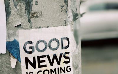 Inizia il 2021 con una buona notizia